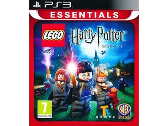 Lego Harry Potter 1-4 Ess. (PS3)
