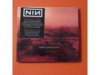 Nine Inch Nails - Y34RZ3R0R3M1X3D - Cd+DVD - Digipack