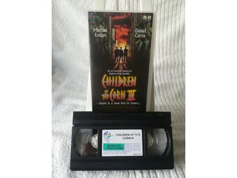 Children of the corn 3 *VHS*