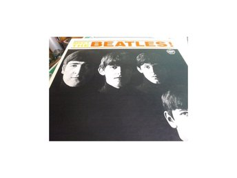 "BEATLES ""NM WAX"" MEET THE BEATLES! JP JOHN LENNON PAUL MCC Vinylborsen-skivbutik"