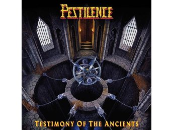 Pestilence - Testimony Of The Ancients LP (Decapitated Death Suffocation)