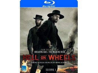 Hell on wheels (2 Blu-ray)