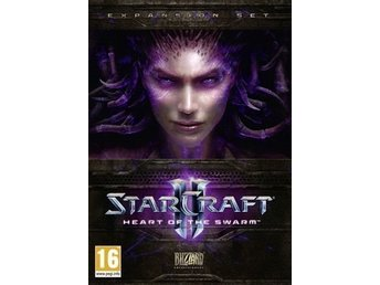 Starcraft ll (2) Heart of the swarm
