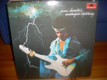 LP Jimi Hendrix - Midnight lightning