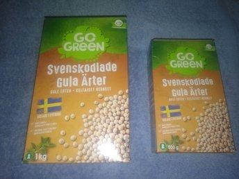 gogreen gula ärtor