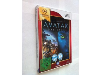 Wii: James Cameron's Avatar The Game
