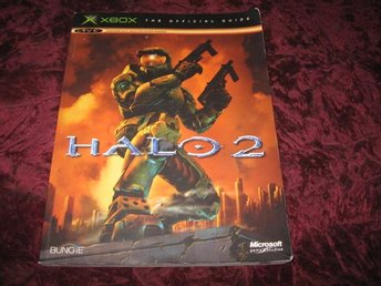 HALO 2 THE OFFICIAL GUIDE XBOX (MICROSOFT)