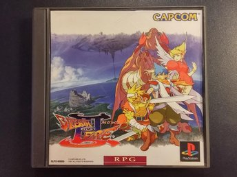 Breath of Fire III till Playstation - Japanskt