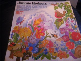 jimmie rodgers english country garden lp