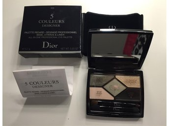 Dior 5 Couleurs Designer all in one professionl palette Base&Liner&shadows #308