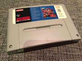 Supernintendo, SNES***GODS***
