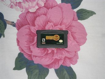 GBA / Gameboy Advance: Golden Sun (endast kassett)