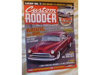 CUSTOM RODDER  OKTOBER 2004