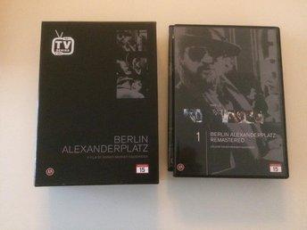 Berlin Alexanderplatz - Remastered - Trollhättan - Berlin Alexanderplatz - Remastered - Trollhättan