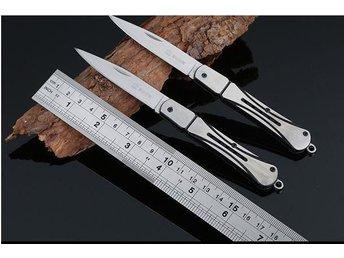 Liten lätt fällkniv i stål 16 cm & 50 gr. - Kumla - Liten lätt fällkniv i stål 16 cm & 50 gr. - Kumla