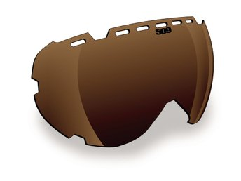 509 Aviator Lins - Bronze Mirror/Smoke