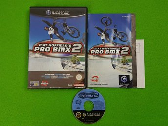 Mat Hoffmans PRO BMX 2 GameCube Game Cube