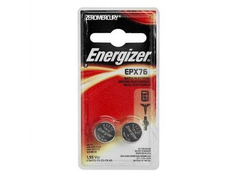 Energizer EXP76 batteri 2-pack
