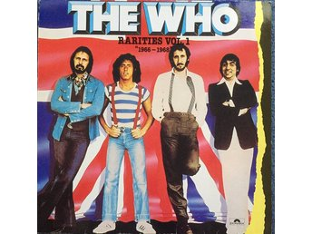 The Who  Rarieties vol 1