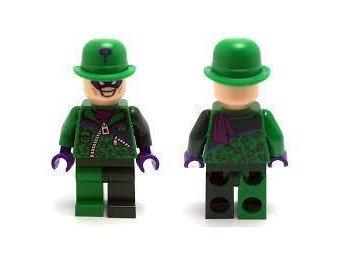 Lego - Batman Superheroes Figurer - The Riddle Gåtan Chase 2014 BAT13 - Uddevalla - Lego - Batman Superheroes Figurer - The Riddle Gåtan Chase 2014 BAT13 - Uddevalla