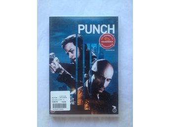 DVD - Welcome To The Punch