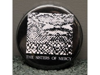 Badge - The Sisters of Mercy
