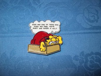 "Gustaf Garfield magnet  ""  EVER HAD ONE OF THOSE DAYS......"""