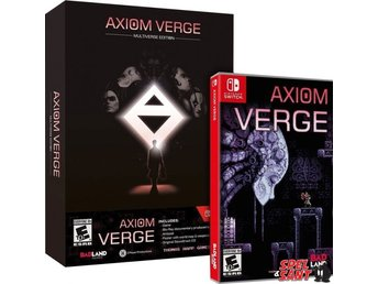Axiom Verge Multiverse Edition (Amerikansk Version)