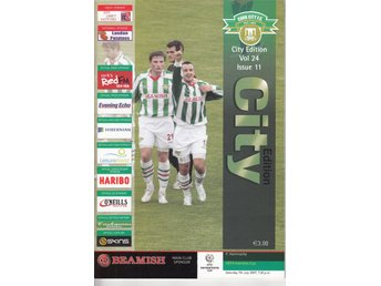 Hammarby-Cork City Intertoto Cup 2007