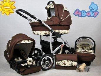 Javascript är inaktiverat. - Saltsjöbaden - LARGO KOMBIVAGN med bilbarnstol / babyskydd (3 i 1) i KAMPANJPRIS ! SPARA 1400 kr (ord.pris : 5000 kr) FRIFRAKT !!! Largo är en komplett, modern duovagn som en mycket smidig barnvagn att gå med, låg vikt samt tar väldigt liten plats i  - Saltsjöbaden