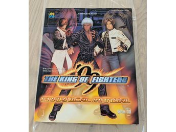 King of Fighters 99   NEO GEO   Graphical Manual