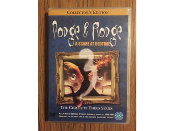 Podge & Rodge - A Scare at Bedtime - DVD - IMPORT
