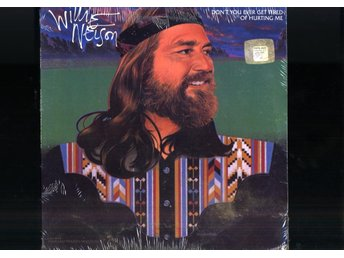 WILLIE NELSON - DON'T YOU EVER GET TIRED - * STILL SEALED *