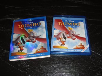 DISNEY: Dumbo (2 disc)