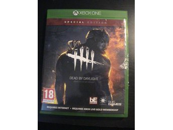 DEAD BY DAYLIGHT - SPECIAL EDITION / XBOX ONE / HELT NYTT