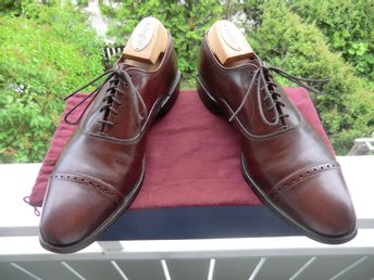 "Allen Edmonds ""Fifth Avenue"" US 9,5 B"