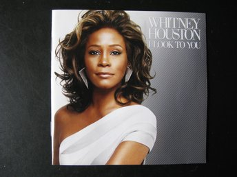CD: WHITNEY HOUSTON: I LOOK TO YOU