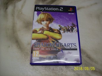 Shadow hearts - From the new world - (PS2)