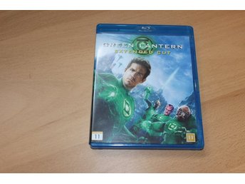 Blu-ray: Green Lantern (Ryan Reynolds)