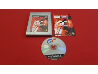 GRAN TURISMO 3 till Sony Playstation 2 PS2