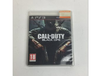 Ps3, Spel, Call of Duty Black Ops