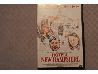 Hotell New Hampshire DVD