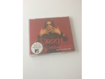 OZZY OSBOURNE - MAMA, I`M COMING HOME .CD SINGEL. NY. OSPELAD