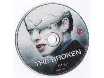 The Broken 2008 Blu-ray (Disc Only)