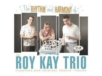 Roy Kay Trio, The - The Rhythm And Harmony Of LP NY - FRI FRAKT