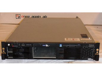 IBM eserver xSeries 345 2U - Intel XEON 3.06GHz, 1024mb MEM, 2x 34GB SCSI