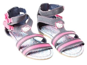 Hello Kitty Gladiator Sandaler str 25