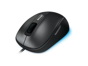 Microsoft Comfort Mouse 4500 For Business, svart, USB - Höganäs - Microsoft Comfort Mouse 4500 For Business, svart, USB - Höganäs