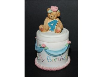 CHERISHED TEDDIES  PORSLINBURK