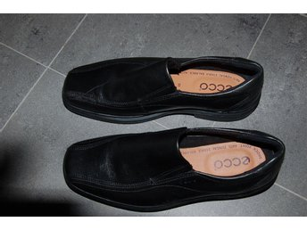 Ecco skor man modell - ECCO Helsinki Slip On, svarta - sprillans nya, storlek 44 - Dalby - Ecco skor man modell - ECCO Helsinki Slip On, svarta - sprillans nya, storlek 44 - Dalby